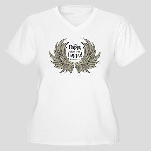 Autism Wings Plus Size T-Shirt