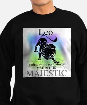 Leo the Lion Zodiac Sweatshirt