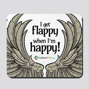 Autism Wings Mousepad