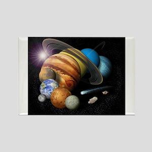 Solar System Montage Magnets