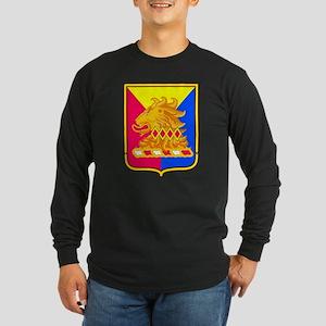 50th Armored Division Long Sleeve Dark T-Shirt