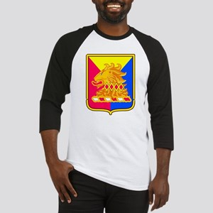 50th Armored Division Baseball Jersey