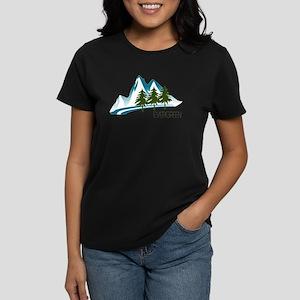 EvergreenMountainTest T-Shirt