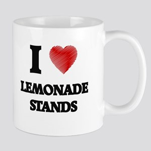 I love Lemonade Stands Mugs