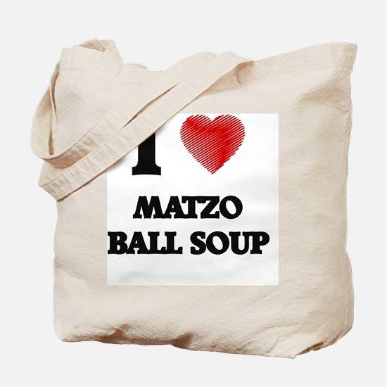 Cute I love soup Tote Bag