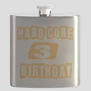 Hard Core 03 Birthday Flask