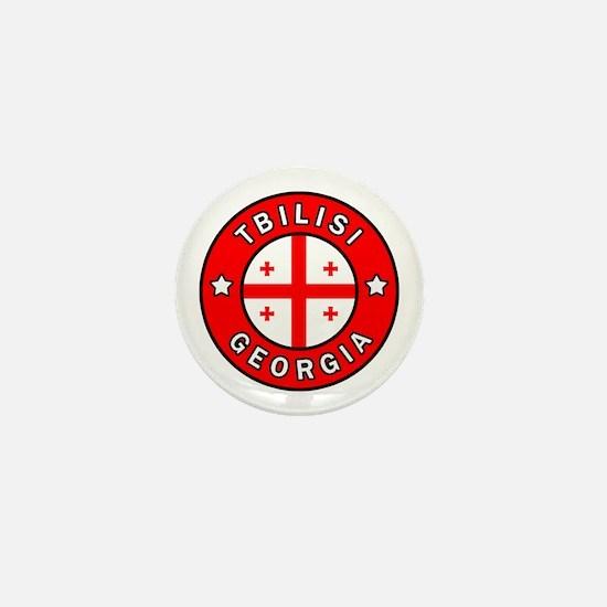 Cute Tbilisi georgia Mini Button