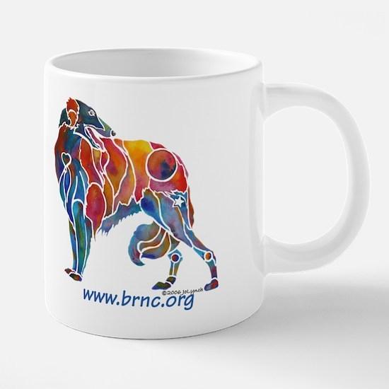 BRNC Logo Mugs