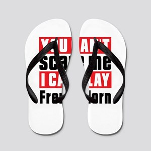I Can Play French Horn Flip Flops
