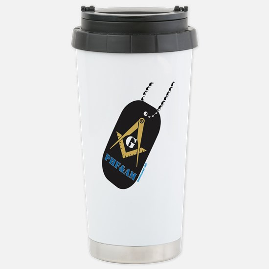 PHA Dog Tag Travel Mug