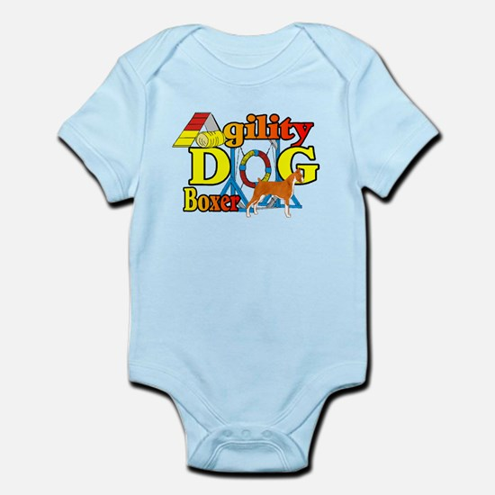 Boxer Agility Dog Body Suit