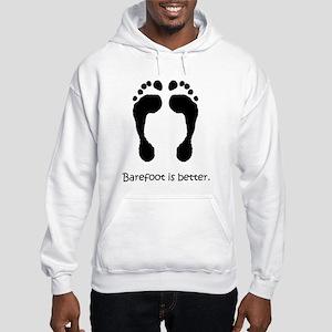 barefootisbetter Sweatshirt