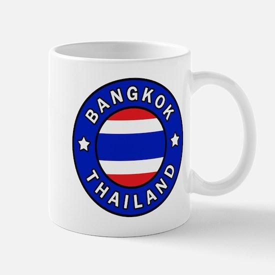 Bangkok Thailand Mugs
