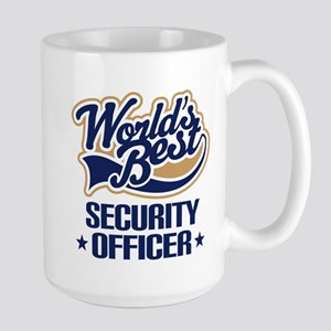 Security officer Mugs