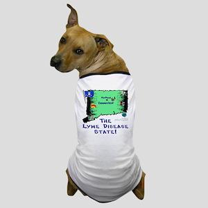 CT-Lyme! Dog T-Shirt