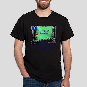 CT-Lyme! Dark T-Shirt