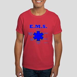 Star Of Life Shirt and Gift Dark T-Shirt