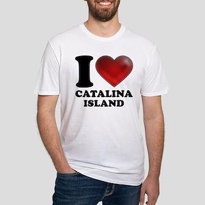 I Heart Catalina Island T-Shirt