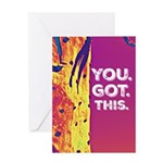 You Got This Card Greeting Cards