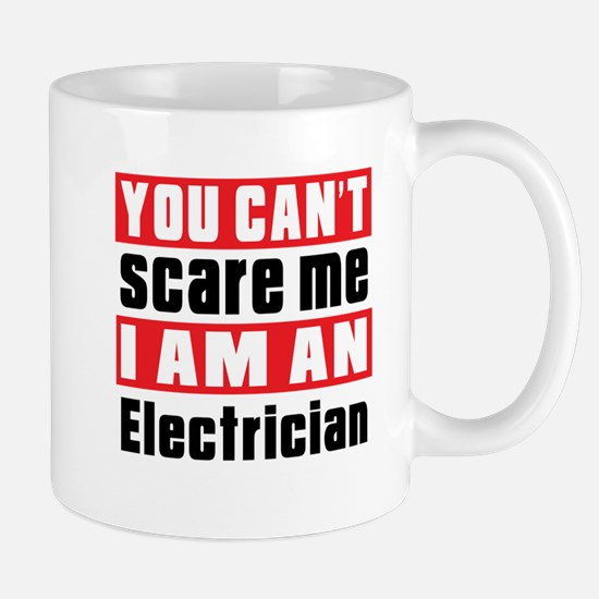 I Am Electrician Mug