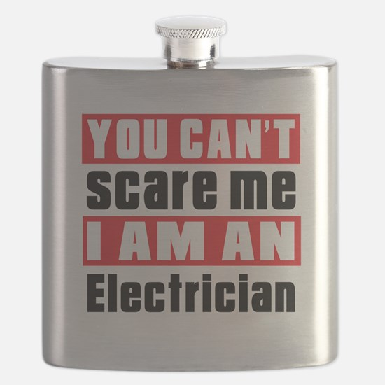I Am Electrician Flask