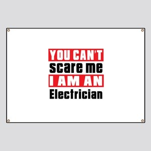 I Am Electrician Banner