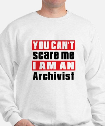 I Am Archivist Sweatshirt