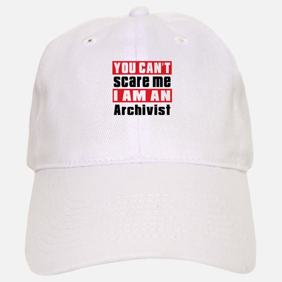 I Am Archivist Baseball Baseball Cap