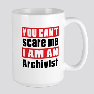 I Am Archivist Large Mug