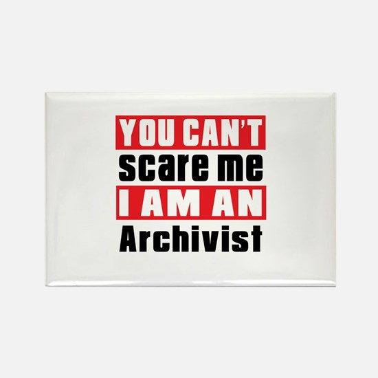 I Am Archivist Rectangle Magnet (100 pack)
