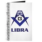 Masonic Libra Sign Journal