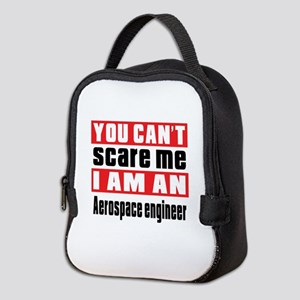 I Am Aerospace engineer Neoprene Lunch Bag