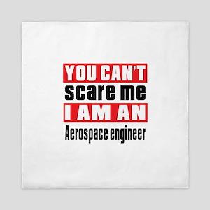 I Am Aerospace engineer Queen Duvet