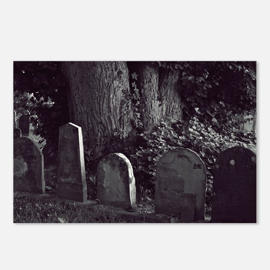 CEMETERY Postcards (Package of 8)