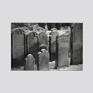 CEMETERY Magnets