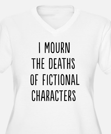 I Mourn The Deaths Of Fictional Characters Plus Si