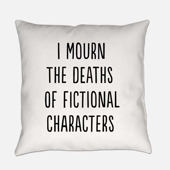I Mourn The Deaths Of Fictional Characters Everyda