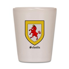 Schultz Shot Glass 104202322