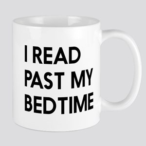 I Read Past My Bedtime Mugs