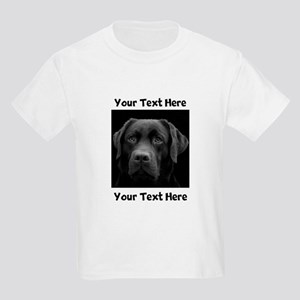 Dog Labrador Retriever Kids Light T-Shirt
