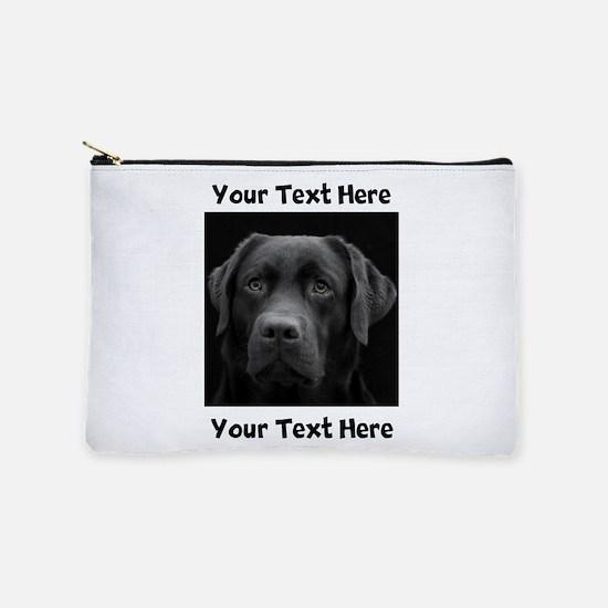Dog Labrador Retriever Makeup Bag