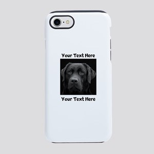 Dog Labrador Retriever iPhone 8/7 Tough Case