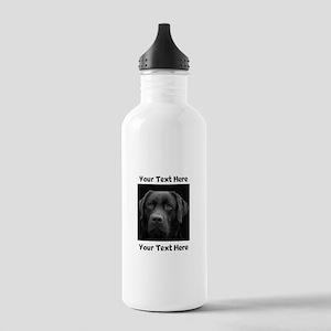 Dog Labrador Retriever Stainless Water Bottle 1.0L