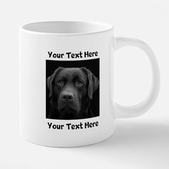 Dog Labrador Retriever 20 oz Ceramic Mega Mug