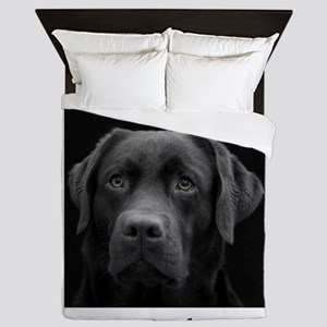 Dog Labrador Retriever Queen Duvet