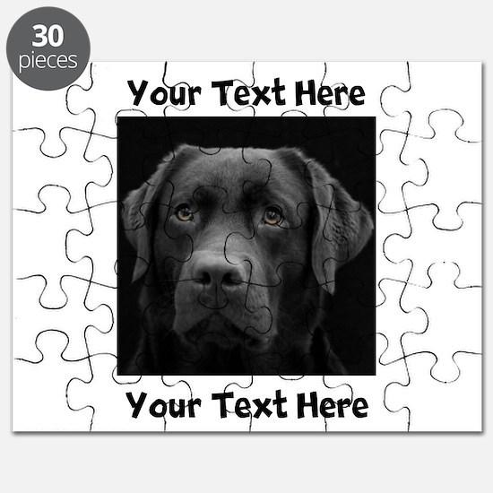 Dog Labrador Retriever Puzzle