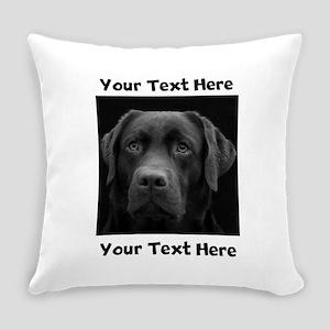 Dog Labrador Retriever Everyday Pillow