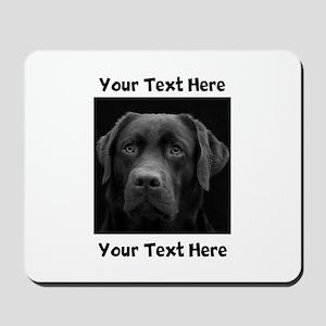 Dog Labrador Retriever Mousepad