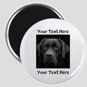Dog Labrador Retriever Magnet
