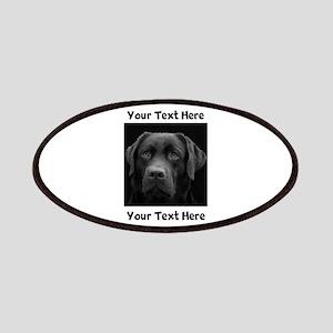 Dog Labrador Retriever Patch